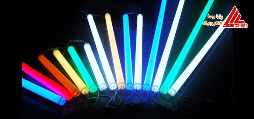 جذابیت نورها در نورپردازی رنگی